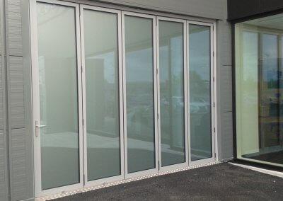 Aluminium-Bi-Fold-Doors-Grey-1-Benfleet-Essex-SpecialFX-Double-Glazing