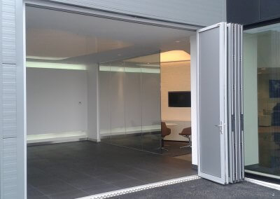 Aluminium-Bi-Fold-Doors-Grey-2-Benfleet-Essex-SpecialFX-Double-Glazing
