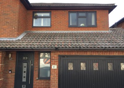 Double Glazing-Ideal 70-Anthracite Grey Windows-Benfleet-Essex-Special FX Double Glazing
