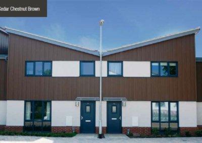 HardiePlank-Cedar-Chestnut-Brown-SpecialFX-Double-Glazing-Benfleet-Essex